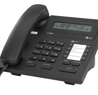Ip-телефон ericsson-lg ldp-7016d 16-buttons, lcd, серый (ldp-7016dstgsg)
